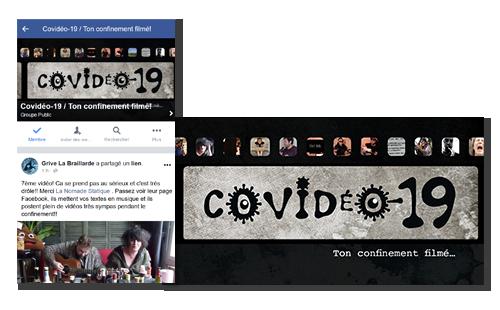 Covidéo-19